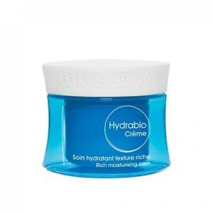 Bioderma Hydrabio Cream 50ml - Rich Moisturizing Care