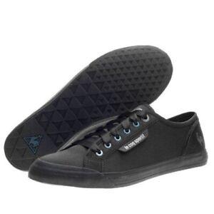 Le Coq Sportif Deauville Sport 1820072 Schwarz Black 46 Schuhe Sneaker Trainers