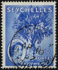 Colony Used Single Seychellois Stamps (Pre-1976)
