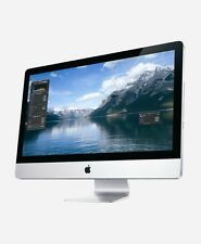 "27"" iMac MB952ll/a 3.06 GHz C2D 4GB Ram 1TB HDD USED"