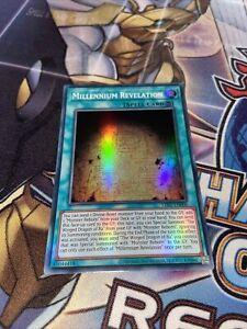 Yu-Gi-Oh Super Rare Millennium Revelation LED7-EN006 (NM)