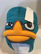 PHINEAS and Ferb movie Cartoon  DISNEY  Cap Beanie Ski HAT One Size Fits All