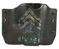 Springfield, USMC SGT, OWB Kydex Gun Holster