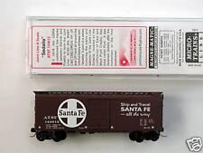 MTL S Micro-Trains Special Run ATSF 40 foot boxcar