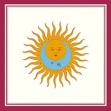 KING CRIMSON LARKS' TONGUES IN ASPIC VINILE LP 200 GRAMMI NUOVO SIGILLATO !!