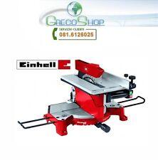 Troncatrice/sega circolare per legno 1800w 250mm Einhell - Th-ms 2513 T