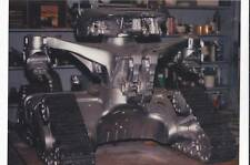 LOT TWO - 20x30 color photo of the TERMINATOR Hunter Killer tank model
