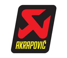 HUSQVARNA AKRAPOVIC Adhesivo 47x60 PN:SXS02540509 HTM offroad