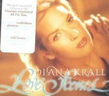 Love Scenes 0011105023320 by Diana Krall CD