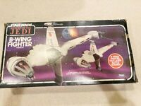 Vintage Kenner Star Wars ROTJ B Wing w Original Box