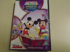 [DVD] Mickey Mouse Clubhouse: Mickey's Storybook Surprises *NEW & SEALED*