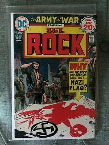 Our Army At War 272 VF/NM Joe Kubert Cover High Grade!!