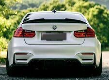PSM Style HighKick Carbon Rear Spoiler Trunk FOR BMW F80 M3 3 Series F30 SEDAN