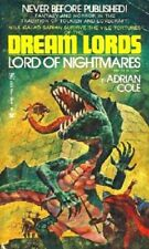Complete Set Series Lot of 3 Dream Lords books by Adrian Cole (Great Adventure)