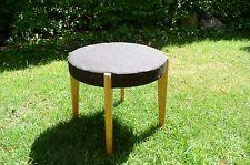 50er Danish Design Stool Footstool Original