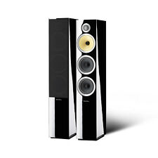 B&W - Bowers and Wilkins CM8 S2 Floorstanding Speakers - Gloss Black - BNIB