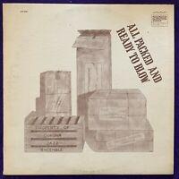 CORONA HIGH SCHOOL JAZZ BAND All Pack LP '70 Jazz Funk BREAKS RARE Listen HEAR