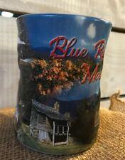 North Carolina Mountains Blue Ridge Mt. Mitchel State Park Coffee Mug 3-D