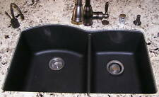 Granite Composite 60/40 Kitchen Sink