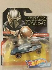 2019 Hot Wheels Star Wars Character Cars Mandalorian Series The Mandalorian