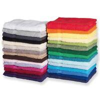 3x 5x 10x Pack 100% Cotton Kitchen Tea Towel Dishcloth 550 GSM Hotel Quality
