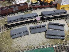 8 PAQUETS DE TREILLIS DE 50 M/M DE LONG SUR 20 M/M  EN HO--TRAINS ELECTR.