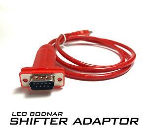 Leo Bodnar USB Adaptor for Logitech Shifter G25, G27, G29, G920, G923