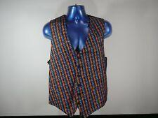 Jerry Garcia Medium Vest NWT 100% Silk