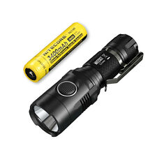 Nitecore MH20GT Rechargeable Flashlight XP-L HI V3 LED -1000Lm w/ NL189 Battery