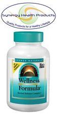 Source Naturals Wellness Formula 60 Capsules - Herbal Defense Complex