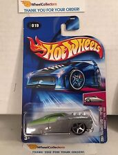 Hardnoze Merc 1949 #19 * ZAMAC * 2004 Hot Wheels * WG9