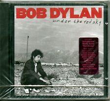 DYLAN BOB ELTON JOHN AL KOOPER DAVID CROSBY UNDER THE REDSKY CD SEALED
