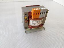 Transformer Dt Gmbh Type Egg 96/45,7, Prim.230/400VAC, Sec. 18/24V, Power