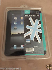 MERKURY IPAD SILICONE CASE - BLUE/BLACK/WHITE - NEW IN PACKAGE!