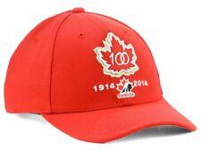 Nike Team Canada IIHF 2014 Red Wool Classic Hat OSFA