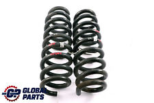 BMW 1 Series E88 D4 Rear Left Right N/O/S Sport Coil Spring Suspension Set