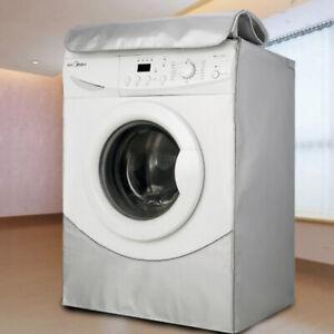 Waschmaschinen-Abdeckhaube 60*60*85cm Waschmaschinenbezug Abdeckung Trockners