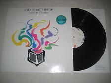 Chris de Burgh - Into the light   Vinyl  LP
