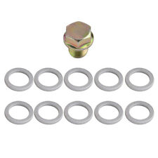 Magnetic Engine Oil Drain Plug Washer Gasket Fit Honda Acura NSX  RSX TSX Accord