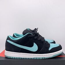 Nike Dunk SB Low Mens Size 10.5 Clear Jade Blue 304292-030 *WORN ONCE*