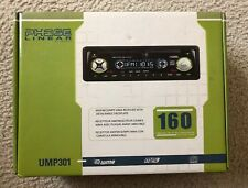 Jensen Phase Linear AM/FM/CD/MP3/WMA Player with Detachable Faceplate