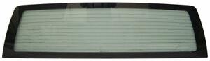 2007-2013 Sierra Silverado Rear Window Fixed Glass W/Defrost Non-Tinted 15951945