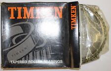 Timken L435049 Tapered Roller Bearing, Single Cone, Precision Tolerance