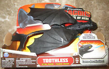 TOOTHLESS DRAGON DREAMWORKS BERK HOW TO TRAIN YOUR DRAGON MISSLE FIRE ATTACK