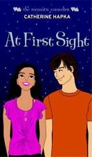 At First Sight (Romantic Comedies (Mass Market))-ExLibrary
