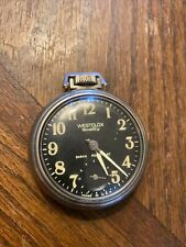 American Pocket Watch Westclox Scotty Antique