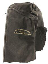 Black Golf Shoe Bag Very Clean Free Shipping