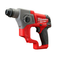 Milwaukee  M12 12v FUEL SDS+ Rotary Hammer-Skin Only