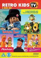 Nuevo Retro Niños TV Paddington Bear Portland Bill DVD