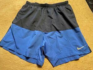 Nike Dri Fit Men's Training Gym Running Shorts Large